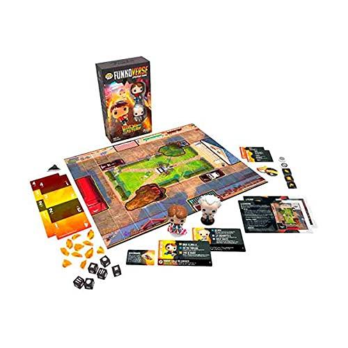 Funko-Regreso al Futuro Juegos DE Mesa, Color no Aplica (30301850467)
