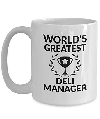 Taza Deli Manager Café Taza Té Taza Regalo 330Ml Mujeres Cumpleaños Duradera Beber Leche Porcelana Hombres Divertidos Regalos Navidad Personalizados Deportes