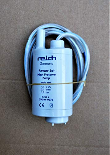 Reich Tauchpumpe Power Jet 22 l/min 1,8 bar lose