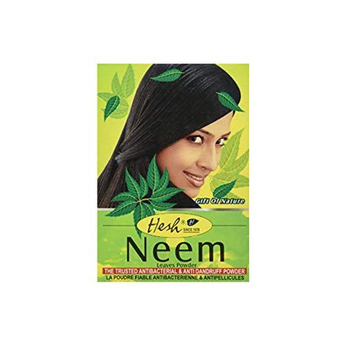 Hesh - Poudre de feuilles de neem - 50 g