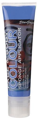 Stargazer Products Primary Shade Gesichtsfarbe Blau, 1er Pack (1 x 100 ml)