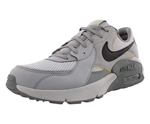 Nike Herren Air Max Excee Laufschuh, Pure Platinum/Black-Particle Grey, 43 EU