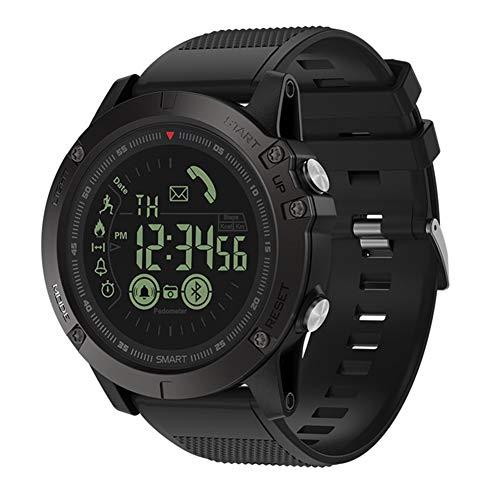 Beverl Heren Digitale Sport Horloge, Zeblaze VIBE 3 Bluetooth Smart Horloge Outdoor Sport Waterdichte Horloge Geschenken