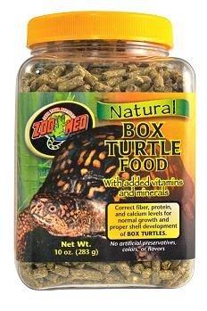 Wood Turtle Food
