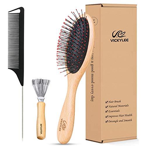 Top 10 Best scalp massage brush wooden Reviews