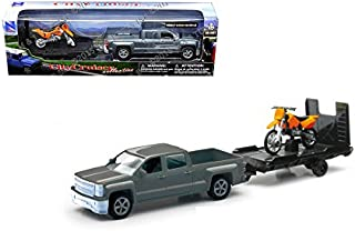 Best toy chevy truck and trailer Reviews