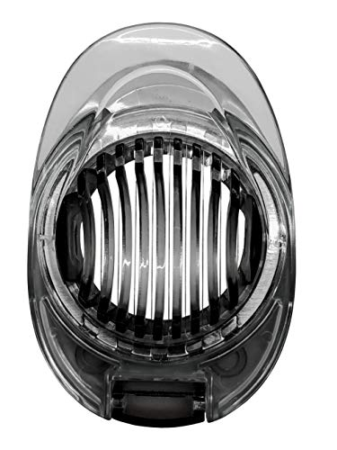 NERTHUS FIH 350 - Corta Huevos Negro, Cortador de Huevos Duros, Cortador de Huevos Cocidos