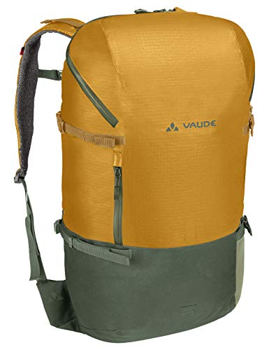 VAUDE Unisex's CityGo 30 Backpack 20-29l, Yellow, one Size