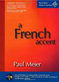 A French Accent (CD included)