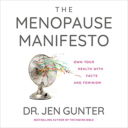 The Menopause Manifesto cover art