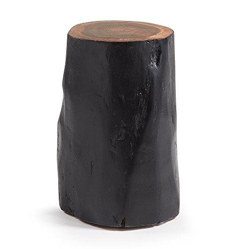 Kave Home - Hoppi Voetsteun zwart
