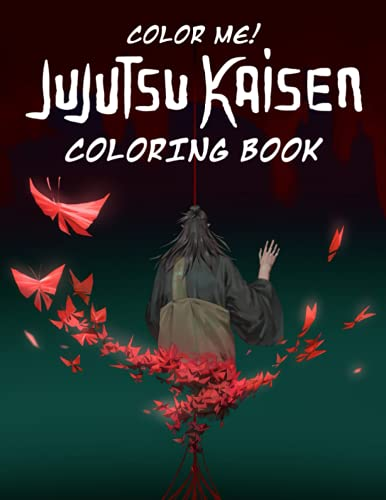 Swagger! - Jujutsu Kaisen Coloring Book: An Attractive Coloring Book For Fans To Relax And Relieve Stress Through Many Images Of Jujutsu Kaisen