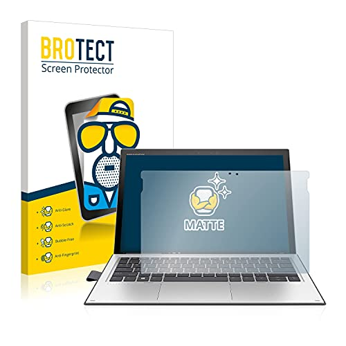BROTECT Entspiegelungs-Schutzfolie kompatibel mit HP Elite x2 1013 G3 Bildschirmschutz-Folie Matt, Anti-Reflex, Anti-Fingerprint