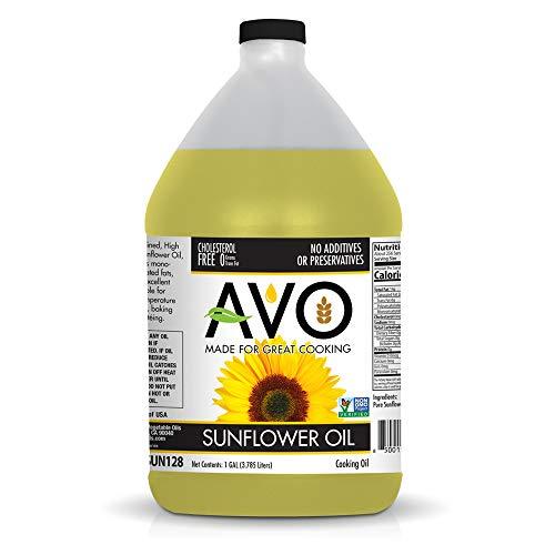 AVO NON-GMO High Oleic Sunflower Oil