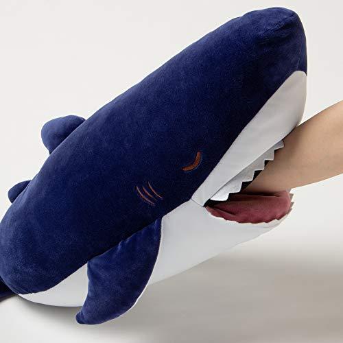 りぶはあと 抱き枕 プレミアムねむねむかむかむズクール サメのザップ L
