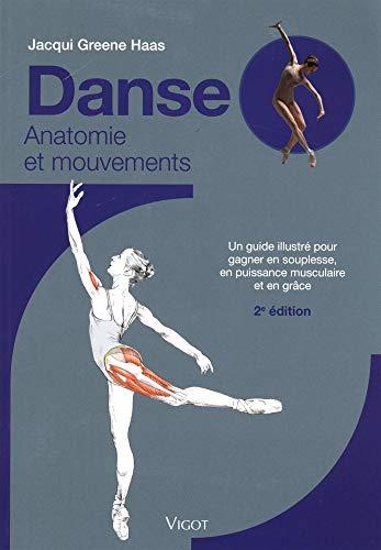 Danse: Anatomie et mouvements