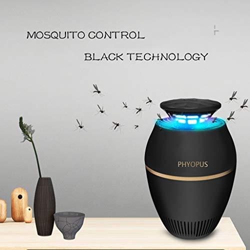 DeHolifer Photokatalysator Haushaltsdämpfer Nicht strahlend Physikalische Roboter-Mückentötungslampe