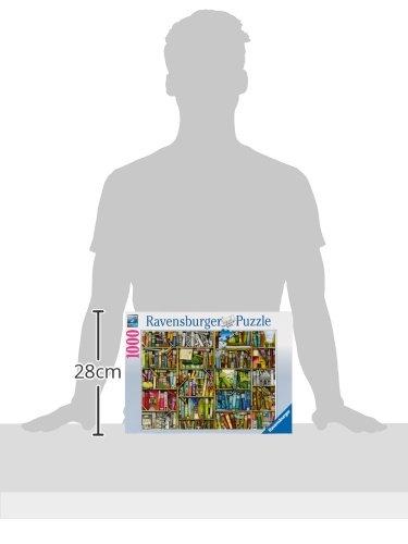 Ravensburger Puzzle – Magisches Bücherregal, 1000 Teile - 3