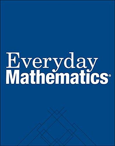 Download Everyday Mathematics, Grade 3, Basic Classroom Manipulative Kit (EVERYDAY MATH MANIPULATIVE KIT) 1570399573