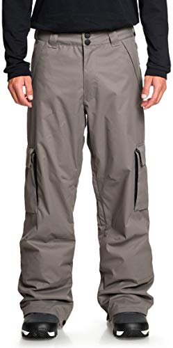 DC Banshee Snowboard Pants Mens Sz M Dark Gull Grey