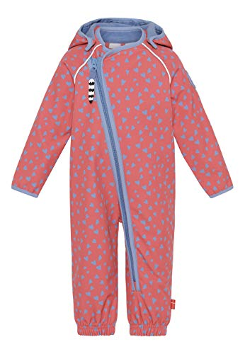 Racoon Baby-Girls Eva Softshell Suit, 3117, 92