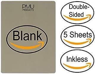 Best blank makeup design sheets Reviews