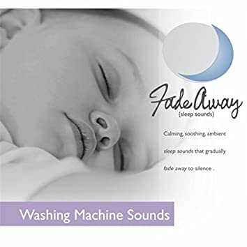 Washing Machine Sounds (White Noise)