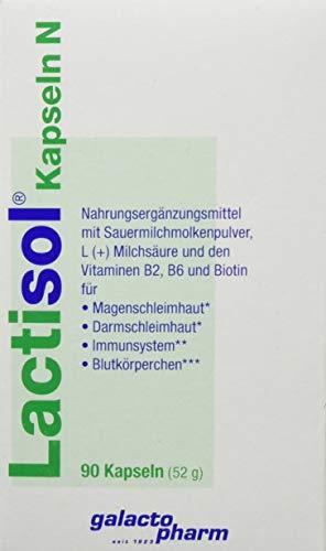Galactopharm Lactisol Kapseln, N 90 Stück
