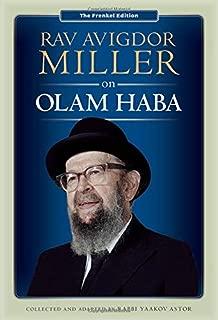 rabbi avigdor miller