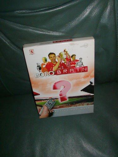Middlesbrough Fc - Boro Brain [DVD]
