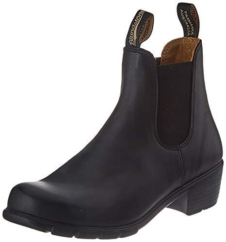 Blundstone Women's 1448 Chelsea Boot, Voltan Black, 5.5 UK/8.5 M US