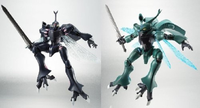 Robot Damashii [SIDE AB] Aura Battler Dunbine - Dunbine (Todd & Tokamak)