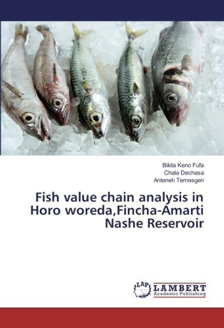 不実拍手見てFish value chain analysis in Horo woreda,Fincha-Amarti Nashe Reservoir
