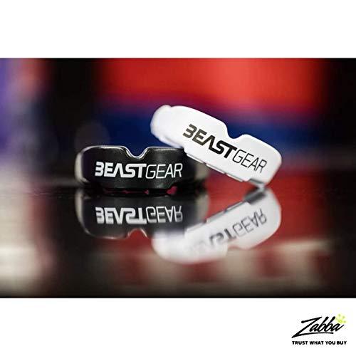 Beast Gear Mundschutz, Zahnschutz für Boxen, MMA, Rugby, Kickboxen, Judo, Karate, Hockey, Kampfsport Abbildung 2