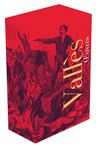 COFFRET PLEIADE JULES VALLES 2V (BIBLIOTHEQUE DE LA PLEIADE)