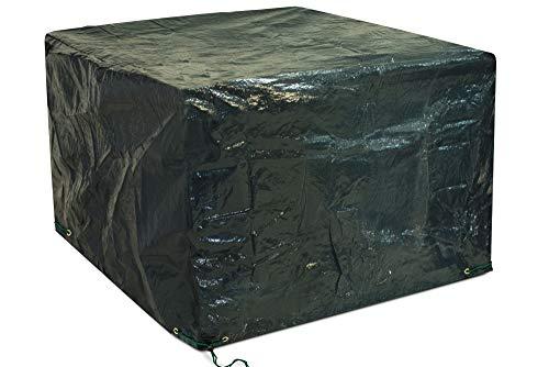 Garden Point Copertura per mobili 150 x 150 Verde | Perfetto per Coprire mobili da Giardino