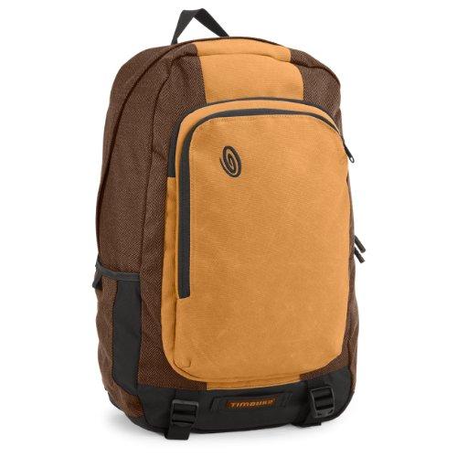 Timbuk2 Jones Laptop Backpack, One-Size, Peanut/Black/Dark Brown Herringbone