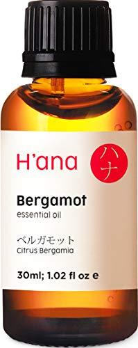 Ätherisches Bergamotte Öl (30ml) - 100% rein und zur therapeutischen Anwendung im Aroma Diffusor
