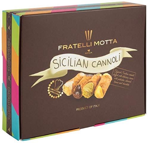 Fratellisicilia Sicilian Cannoli Assortment 8.47oz