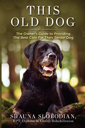 This Old Dog: An owner's guide to providing the best care for your senior dog. (English Edition)
