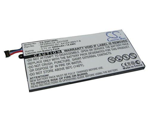 Hochleistungs Li-Ion Akku 3,6V/3,7V/4000mAh für Samsung Galaxy Tab GT-P1000 16GB 32GB GT-P1000N P1000 P1010 GT-P1000N GT-P1010CWAXAR GT-P-1000 16-GB 32-GB GT-P-1000-N P-1000 P-1010 GT-P-1000-N GT-P-1010C-WAXAR