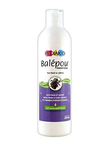 Pediakid - Balépou shampoo tegen luizen en natte - 200 ml
