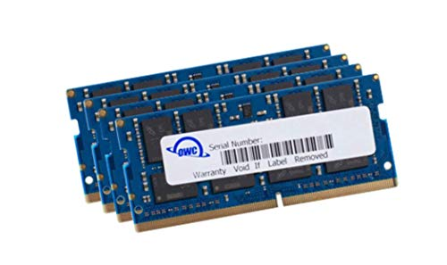 OWC 16.0GB (2 x 8GB) 2666MHz DDR4 PC4-21300 SO-DIMM 260 Pin Memory Upgrade, (OWC2666DDR4S16P), for 2019-2020 27 inch iMac (iMac19,1 iMac20,1 iMac20,2)
