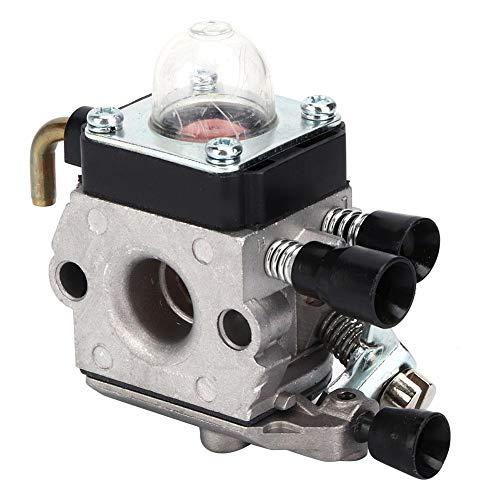 NITRIP Kit de carburador, Repuesto de carburador, Metal Resistente al Desgaste para STIHL Garden