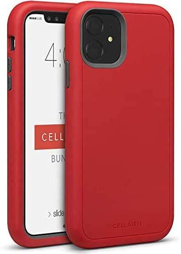 Translated The Cellairis Bundle iPhone 11-Compatible Cell Phone and Albuquerque Mall Case T