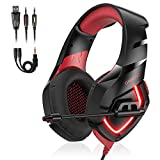 Casque gaming PS4 K1B