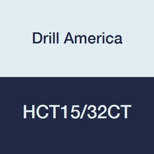 Drill America HCT15 Brand Cheap Sale Venue 32CT Carbide 15 Reamer 32