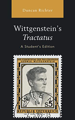 Book Cover for Wittgenstein's Tractatus