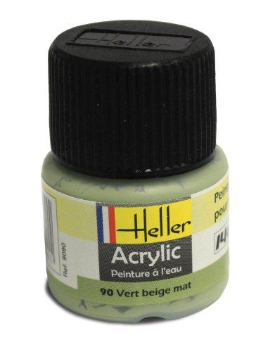 Heller - 9090 - Maquette - Vert Beige Mat