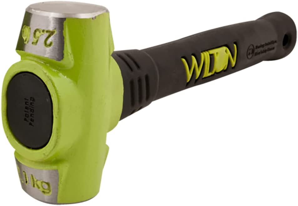 Wilton 20212 BASH Sledge Hammer 100% quality warranty! with 2.5 and 12-Inch Ha Detroit Mall lb. Head